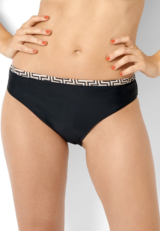 CASABLANCA - Bikini bottoms - black