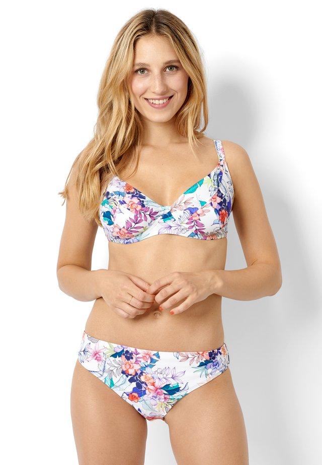 BORA BORA - Bikini bottoms - white