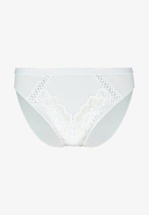 D ARUM - Slip - blanc