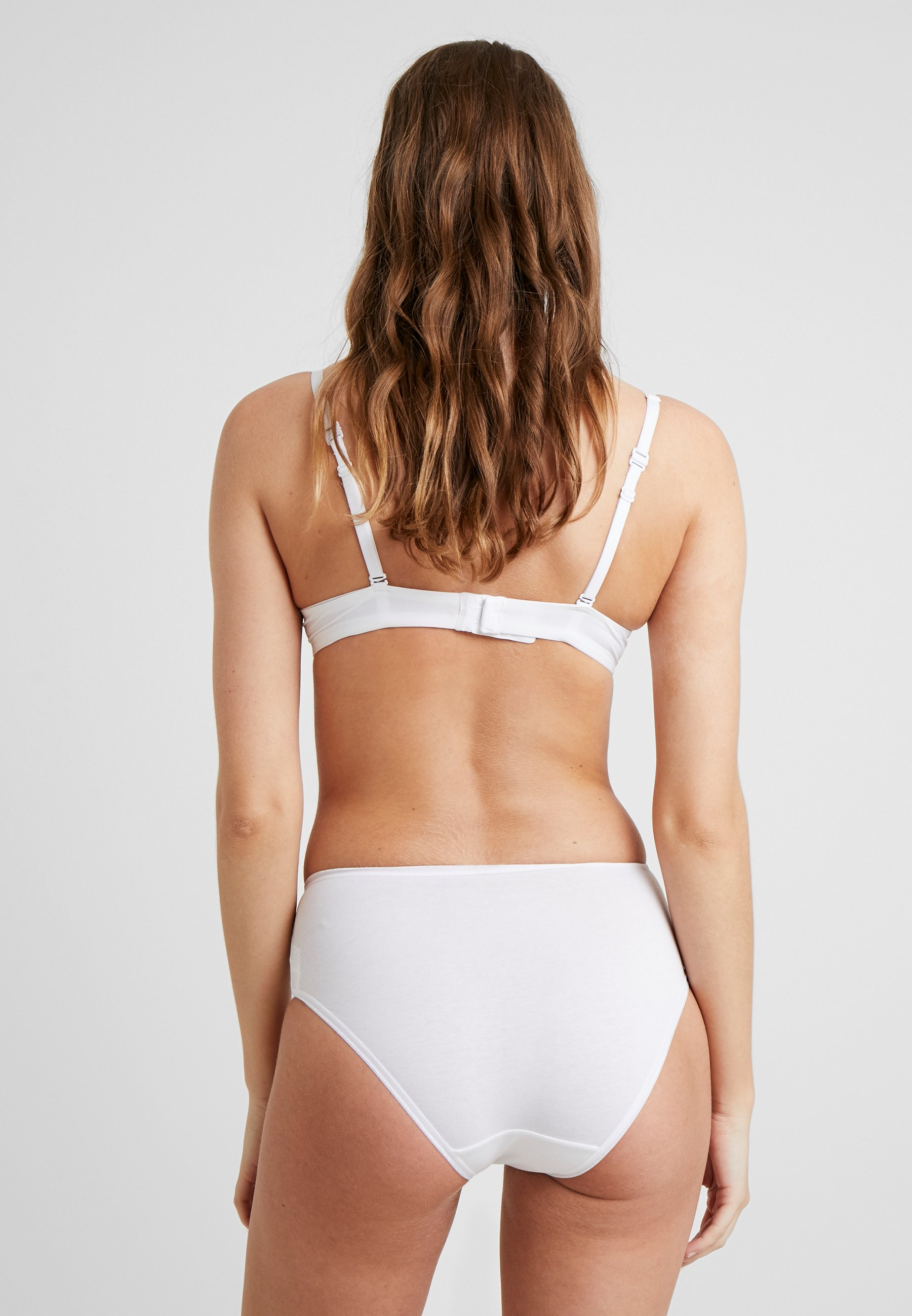 Blanc Complexe 3 Sans Brief Simplement PackSlip xrBeCodW