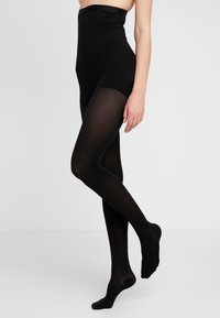 ITEM m6 - 50 DEN WOMAN SHAPE TIGHTS SOFT TOUCH - Tights - black - 0