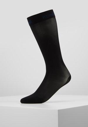 30 DEN WOMAN SKYLINE - Knee high socks - black