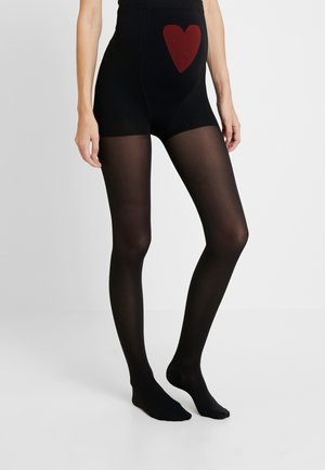 50 DEN WOMAN TIGHTS MAMA  - Panty - black