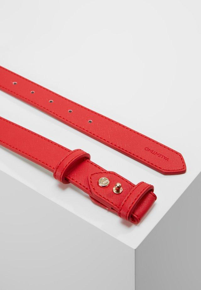SUMMER SEA - Cintura - rosso