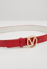 Valentino by Mario Valentino - ROUND - Cintura - rosso - 4
