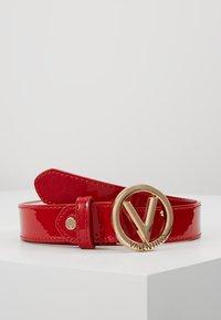 Valentino by Mario Valentino - ROUND - Cintura - rosso - 0