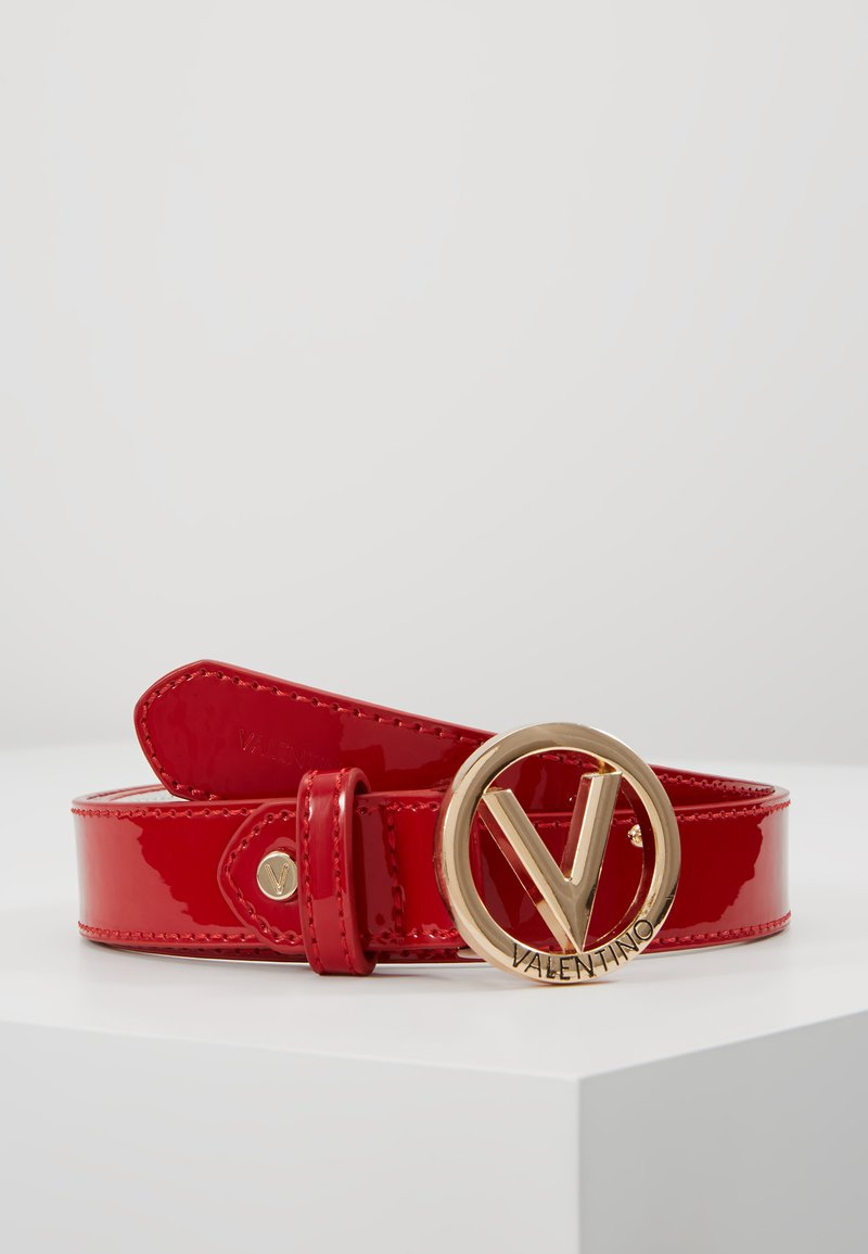 Valentino by Mario Valentino - ROUND - Cintura - rosso