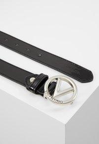 Valentino by Mario Valentino - ROUND - Belt - nero - 2