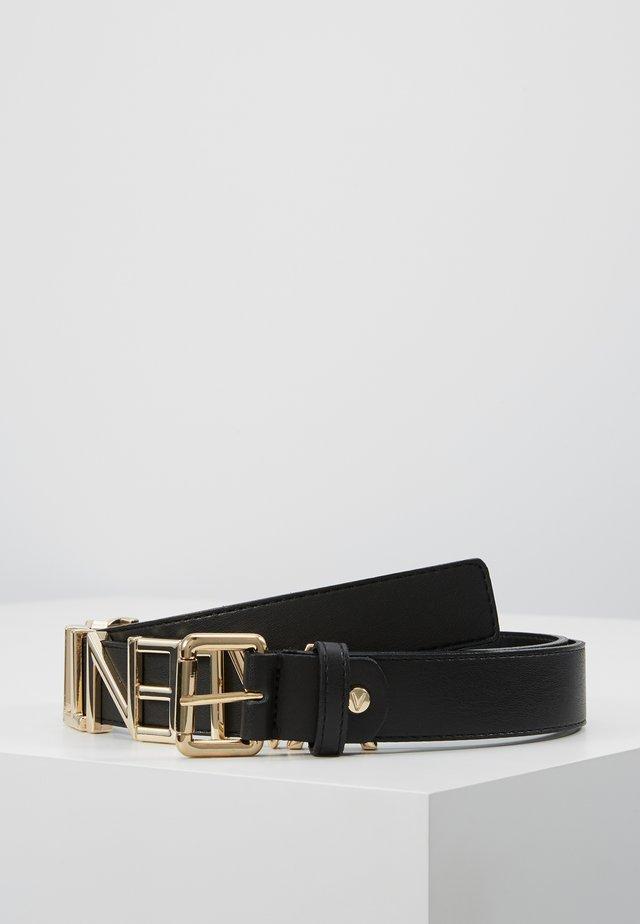 EMMA WINTER - Belt - nero