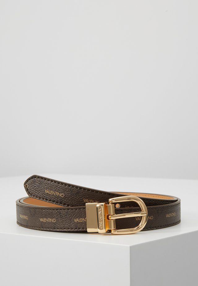 LIUTO - Belt - tan/multi