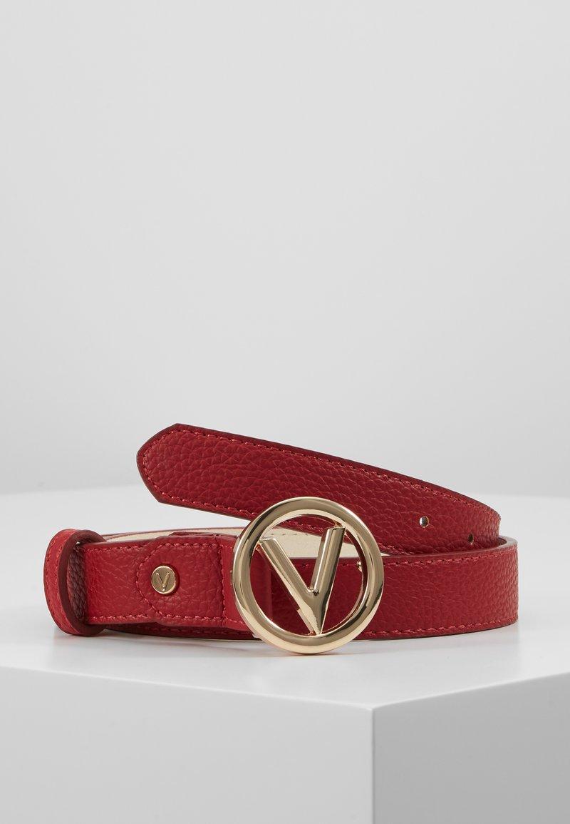 Valentino by Mario Valentino - ROUND - Ceinture - red