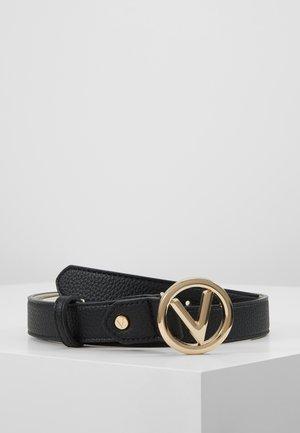 ROUND - Belt - black