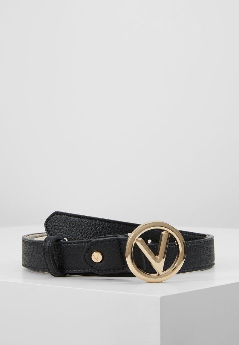 Valentino by Mario Valentino - ROUND - Pasek - black