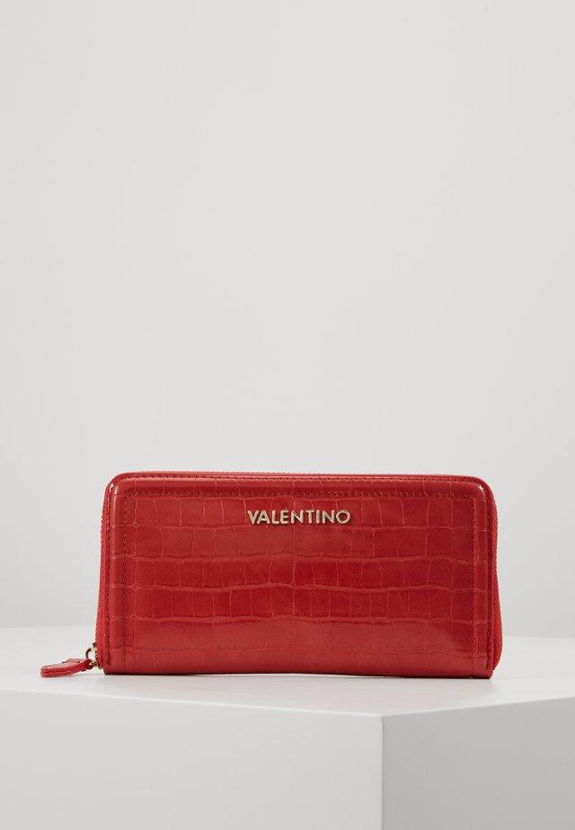 BICORNO - Wallet - red