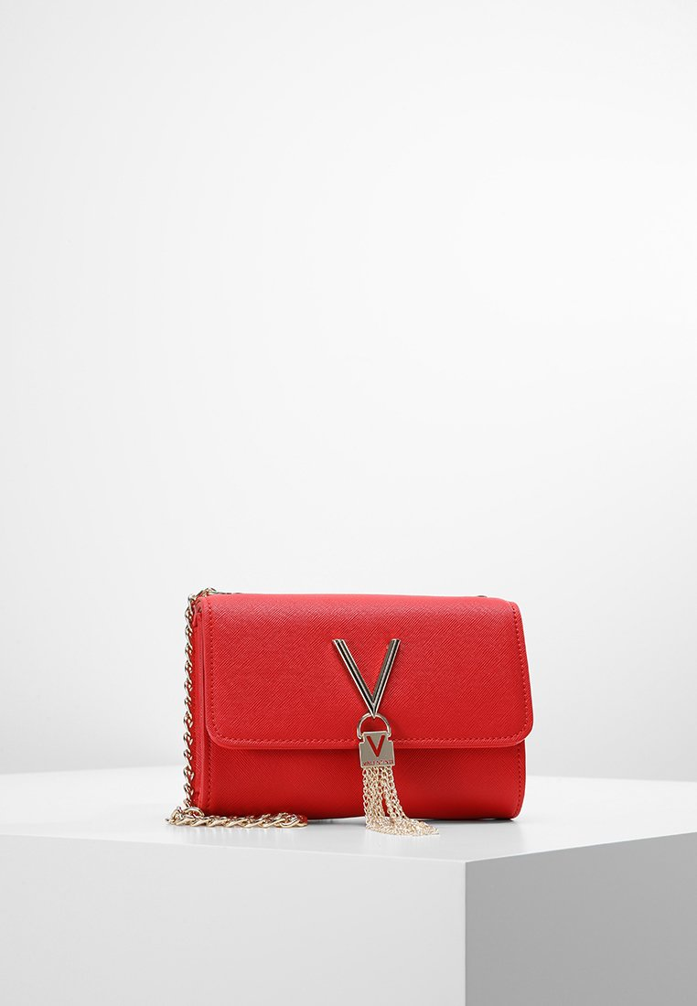 Valentino by Mario Valentino - DIVINA - Across body bag - rosso