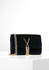 Valentino by Mario Valentino - MARILYN CROSS BODY - Across body bag - blue - 0
