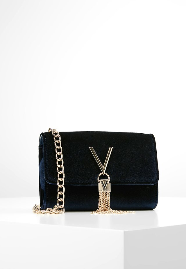 MARILYN CROSS BODY - Schoudertas - blue