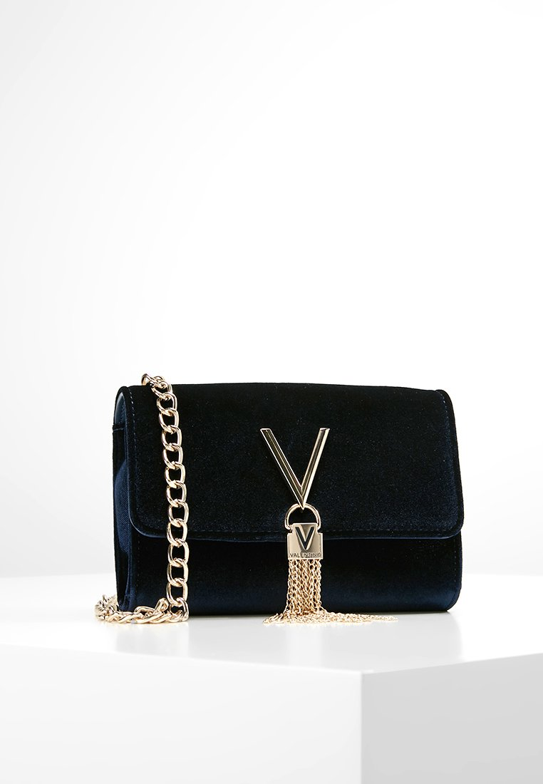 Valentino by Mario Valentino - MARILYN CROSS BODY - Across body bag - blue