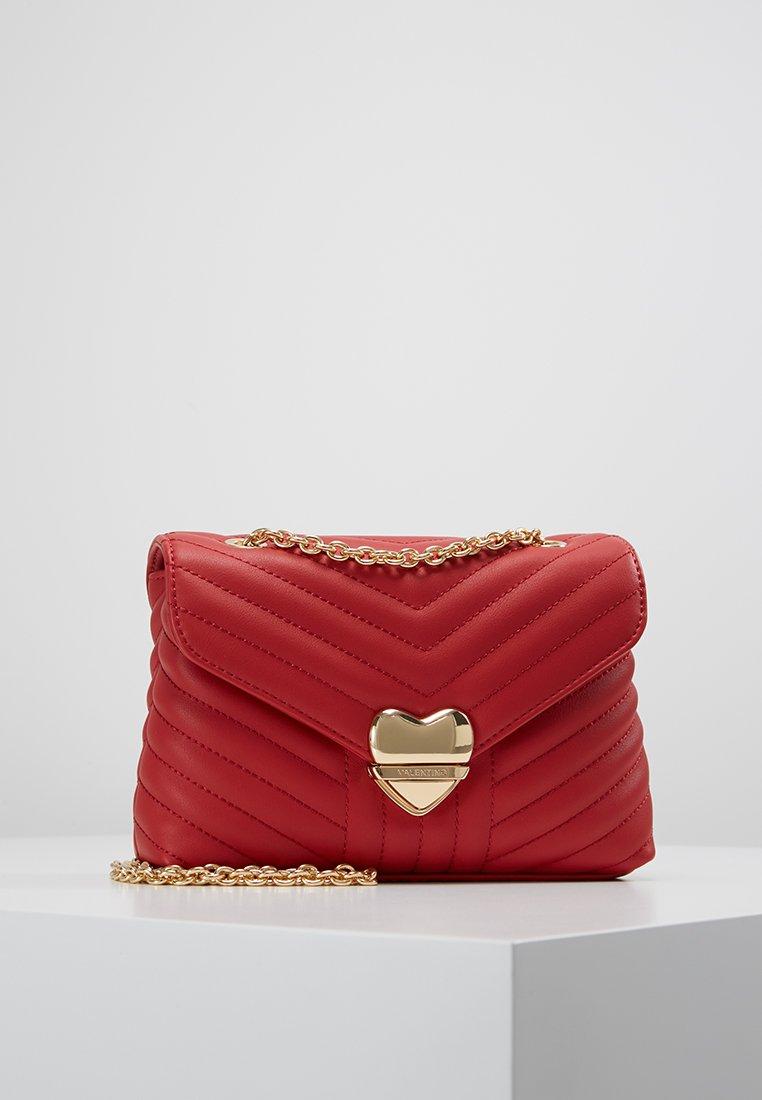 Valentino by Mario Valentino - RAPUNZEL SPECIAL - Across body bag - rosso