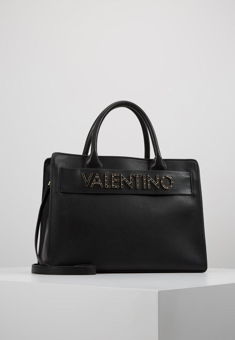 Valentino by Mario Valentino - FISARMONICA - Shopping bag - nero