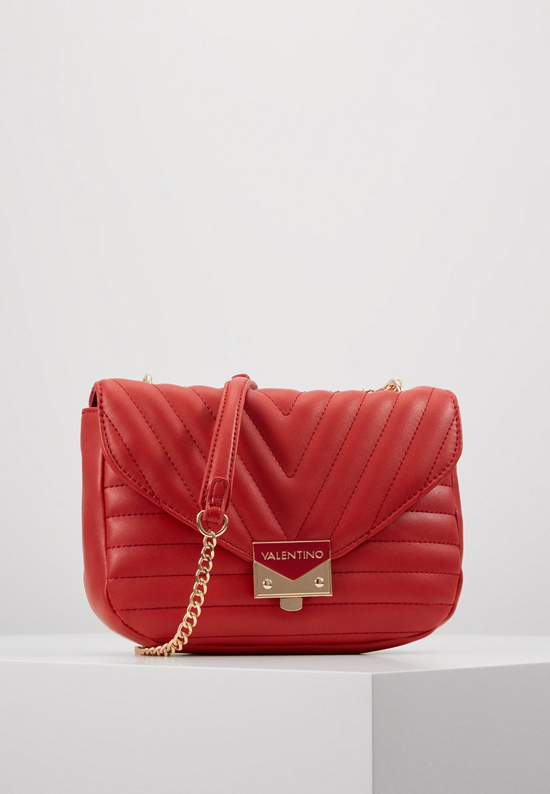 Valentino by Mario Valentino - CAJON - Across body bag - rosso