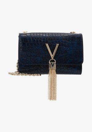 AUDREY - Across body bag - blue
