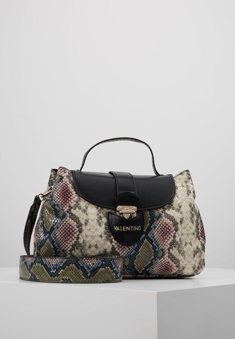 Valentino by Mario Valentino - DRUM SPECIAL - Handbag - nero/multicolor