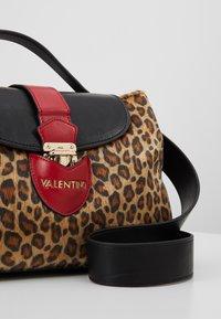 Valentino by Mario Valentino - DRUM SPECIAL - Borsa a mano - nero/multicolor - 6