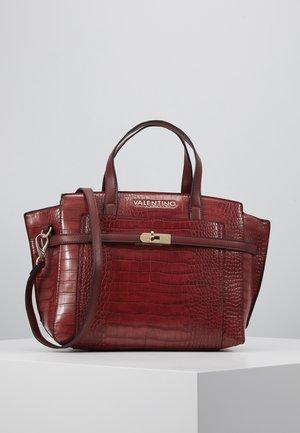 Handtasche - rosso