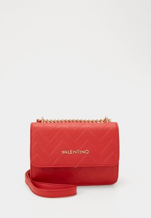 FAUNO - Across body bag - rosso