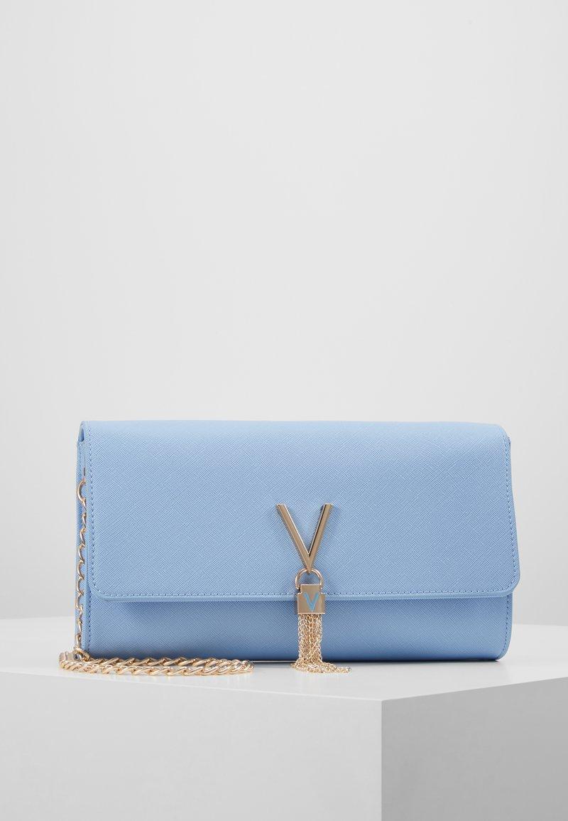 Valentino by Mario Valentino - DIVINA - Taška spříčným popruhem - light blue
