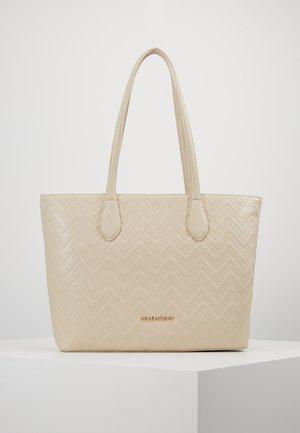 FAUNO - Shoppingveske - off white