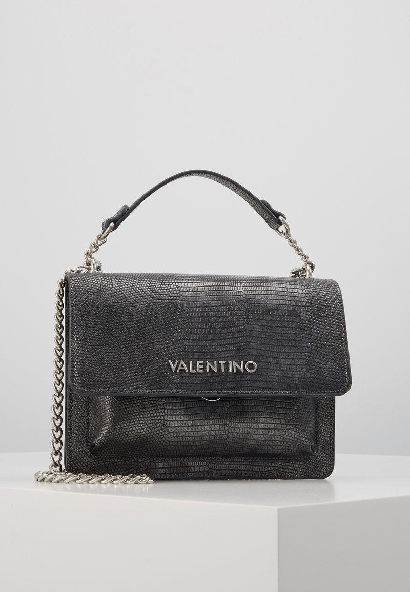Valentino by Mario Valentino - DRIADE - Schoudertas - gun metal metallic