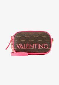 Valentino by Mario Valentino - Schoudertas - pink / brown - 4