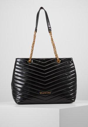 GRIFONE - Shopping bag - black