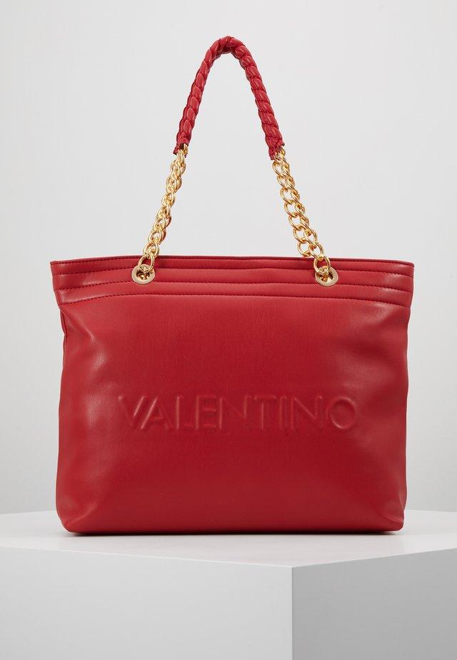 JEDI - Shopping bag - red