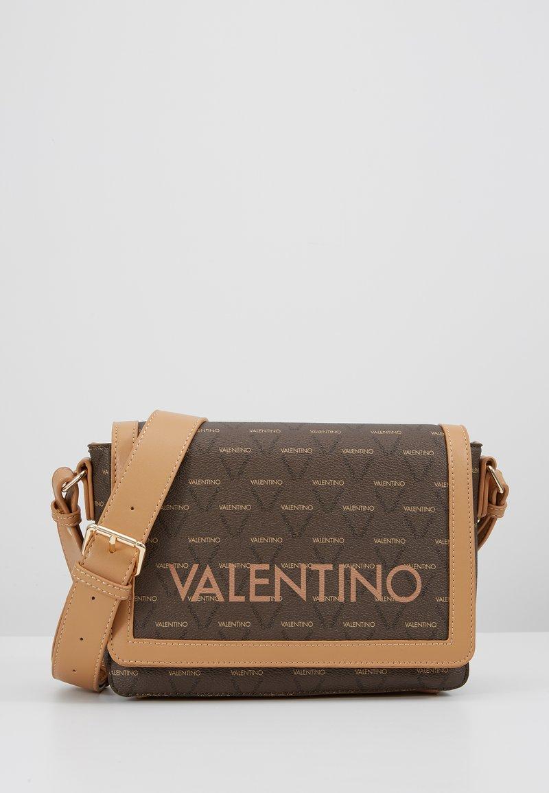 Valentino by Mario Valentino - LIUTO - Borsa a tracolla - brown multi