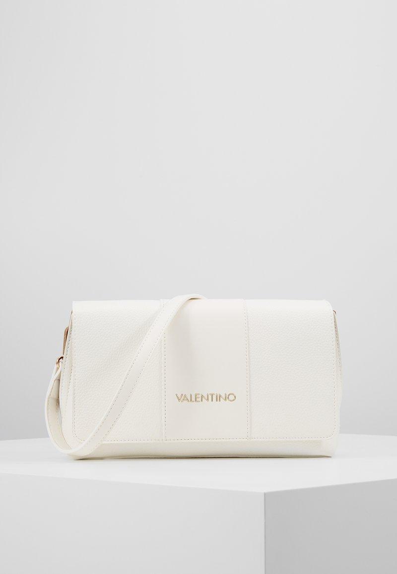 Valentino by Mario Valentino - ELFO - Across body bag - white/tan