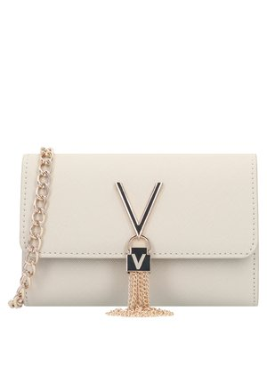 VALENTINO BY MARIO VALENTINO DIVINA MINI BAG UMHÄNGETASCHE 17 CM - Across body bag - ghiaccio