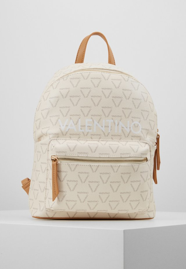 LIUTO - Rucksack - off white multi