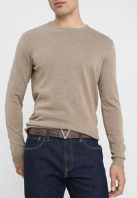 Valentino by Mario Valentino - TYRION SET - Belt - brown - 1