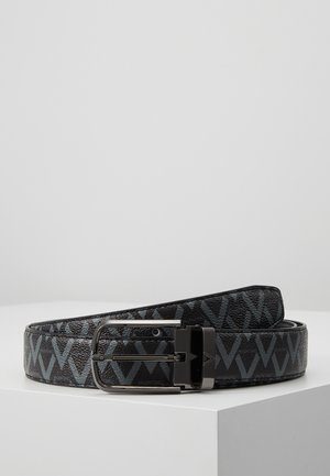 SURRENDER PIN BUCKLE BELT ONESIZE - Pásek - nero