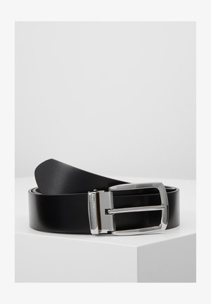 POMY REVERSIBLE BELT SET - Riem - nero/moro