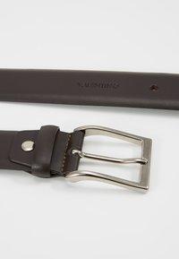 Valentino by Mario Valentino - DRESS BELT - Belt - moro - 4