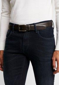 Valentino by Mario Valentino - DRESS BELT - Belt - moro - 1