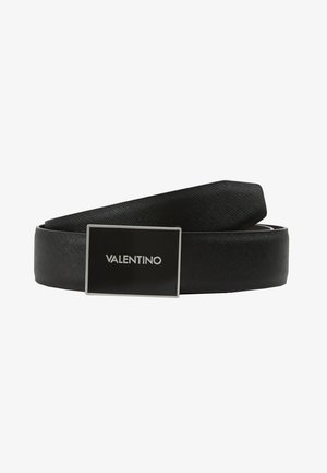 DEER LOGO REVERSIBLE BELT - Pásek - nero/moro