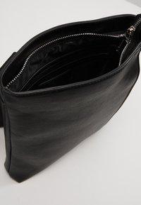 Valentino by Mario Valentino - BRONN - Skulderveske - black - 4