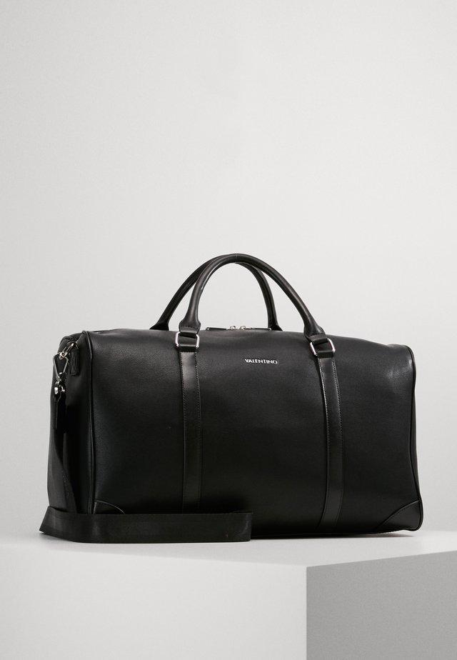 BRONN - Weekend bag - black