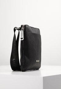 Valentino by Mario Valentino - DAVOS - Taška spříčným popruhem - black - 3