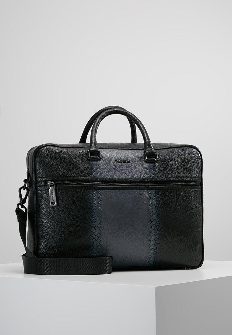 Valentino by Mario Valentino - ERIC - Briefcase - black grey